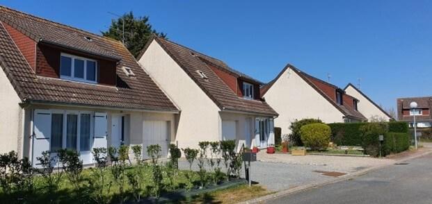 Logement HLM de Gouville-sur-mer