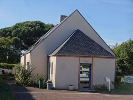 Maison d'accueil de la résidence Jean-Michel JOLLY